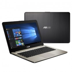 "ASUS AMD A6 X441BA-GA611T, 14"", A6-9225, 4GB, 1TB, Windows 10 Single Language, 2-Y"