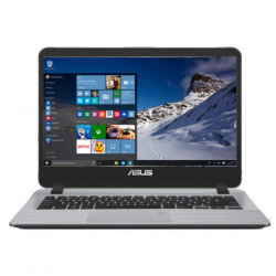 "ASUS Celeron A407MA-BV001T, 14"", N400,  4GB, 1TB,  Windows 10 SL, 2-Y"